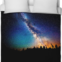 Galaxy Thick Blanket