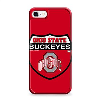 OHIO STATE BUCKEYES LOGO RED iPhone 6 | iPhone 6S case