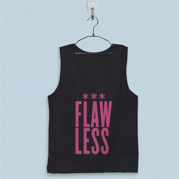 Men's Basic Tank Top - Beyonce Flawless