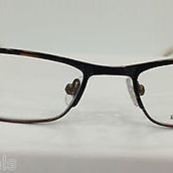 NEW AUTHENTIC KATE SPADE MARISSA COL 0X05 TORTOISE METAL EYEGLASSES FRAME
