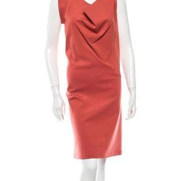 balenciaga sheath dress 2