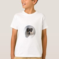 Funny smiling dog T-Shirt