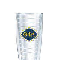 Theta Phi Alpha Tumbler -- Customize with your monogram or name!