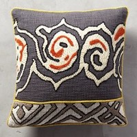 Tufted Ariany Pillow by Anthropologie