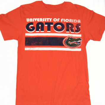 University of Florida Gators Majestic Short Sleeve TSHIRT Size L