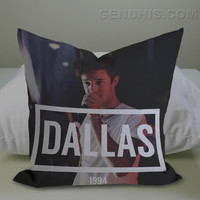Cameron Dallas Taylor Caniff Pillow Case, Pillow Cover, Custom Pillow Case