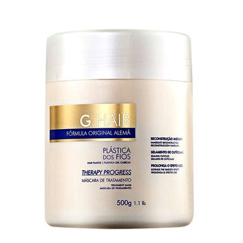 G HAIR THERAPY PROGRESS TREATMENT MASK 500g (1,1lb)