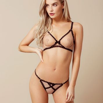 18eb1e099 Shop Agent Provocateur Bra on Wanelo