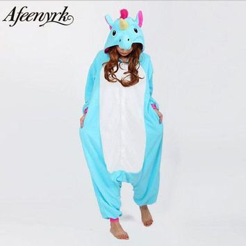 ESBONFI AFEENYRK unicorn Womens Soft comfortable Pajamas Set Sleepwear Loungewear Pyjamas Unisex Homewear For girl/ boys/Sleepwear Adult