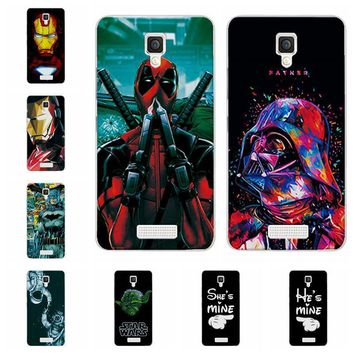 Deadpool Dead pool Taco Charming  Cases Coque For Lenovo A2010 A 2010 Slim Thin Soft Silicone Phone Case For Lenovo A2010-a A 2010 Cover Capa AT_70_6