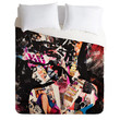 Amy Smith Wicked Duvet Cover