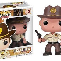Funko Pop TV: The Walking Dead - Rick Grimes Vinyl Figure