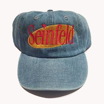 "Sitcom Dad Hat ""Seinfeld"" Limited"