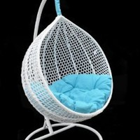 Ravelo - Vibrant Outdoor Swing Chair Great Hammocks - Model - Y9104 WT:Amazon:Home & Kitchen