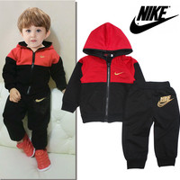Children's Jogging HoodedTracksuit Boys