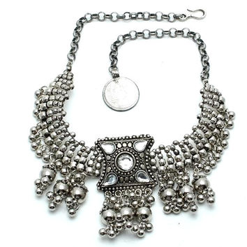 Love Dweller Indian Necklace