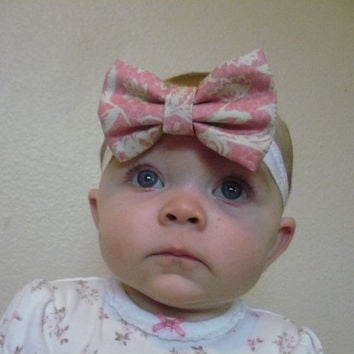 Hair Bow, Baby Headband, Baby Girl Headband, Newborn Headband, Elastic Headband Hairband Hair Band Baby Headband Headband   Goodtreasures123