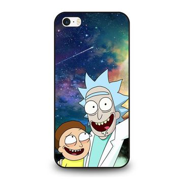 RICK AND MORTY  iPhone SE Case Cover