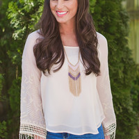 Care Free Blouse