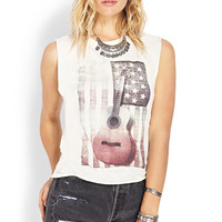Rustic Americana Muscle Tee | FOREVER21 - 2000062235
