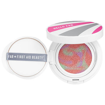 Hello FAB 3 in 1 Superfruit Color Correcting Cushion - First Aid Beauty   Sephora