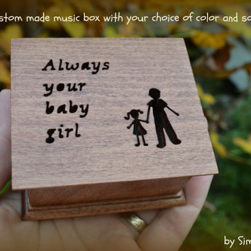 music box, wedding music box, wedding favor, father of bride gift, father of the bride gift, personalized gift, simplycoolgifts