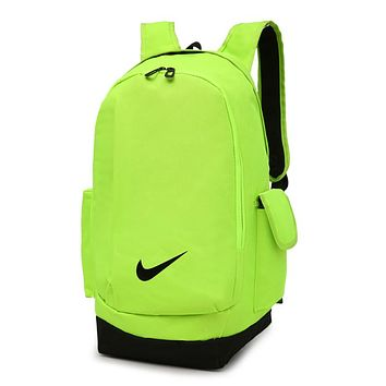 """Nike"" Casual Camera Laptop Backpack Rucksack Travel Bag Multi-functional Canvas"