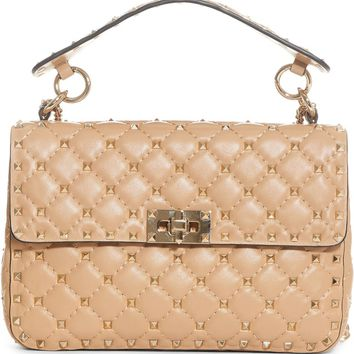 Valentino Rockstud Spike Medium Shoulder Bag | Nordstrom