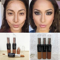 Base Maquiagem Pro Concealer Women Brand Make Up Face Facial Dermacol Corretivo Bronzer Concealer Sticker Primer Makeup