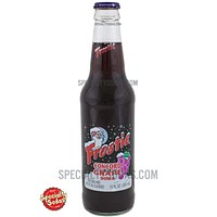 Frostie Grape Soda 12oz Glass Bottle