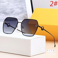 Fendi New fashion polarized glasses eyeglasses women