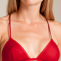 Kiki De Montparnasse: Intime Soft Cup Bra at Nancy Meyer