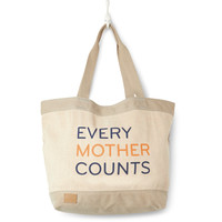 TOMS Every Mother Counts Tote