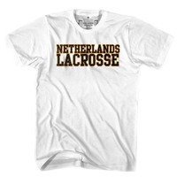 Netherlands Lacrosse Nation T-shirt