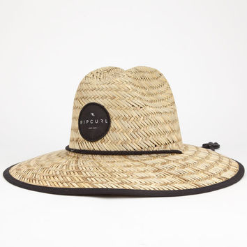 Rip Curl Mayday Straw Hat Brown One Size For Men 25504240001