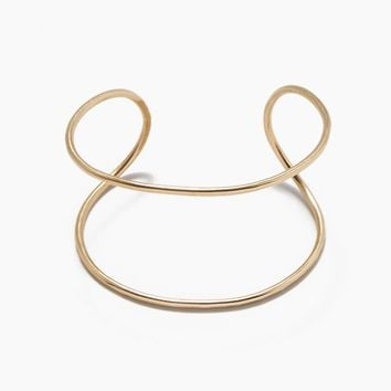 Parallel Cuff - Gold