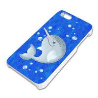 Gnarly Narwhal iPhone 5 5S Slim Fit Case