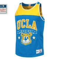 Color Blocked Tank Top - Mitchell & Ness Nostalgia Co.
