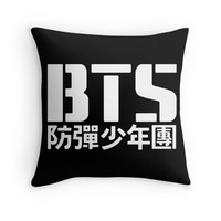 BTS Bangtan Boys Logo/Text 2