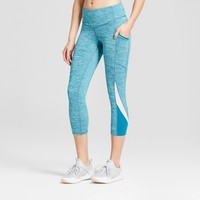 Women's Embrace Coloblocked Capri Leggings - C9 Champion®