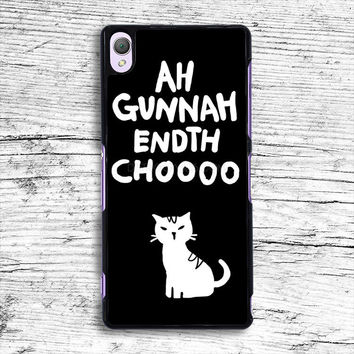 AH Gunnah endth chooo Sony Xperia Case, iPhone 4s 5s 5c 6s Plus Cases, iPod Touch 4 5 6 case, samsung case, HTC case, LG case, Nexus case, iPad cases