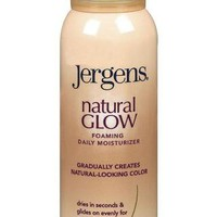 Natural Glow Foaming Daily Moisturizer