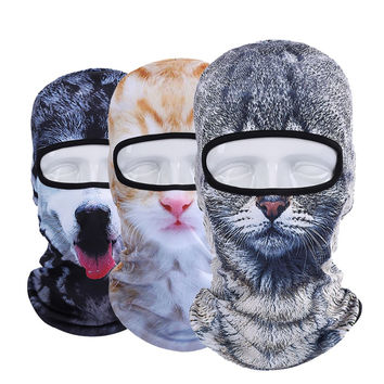 Crazy Critters Balaclava Face Mask