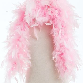 Little Adventures Pink Feather Boa