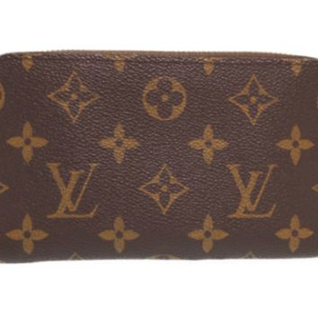 Louis Vuitton Monogram Zippy Compact Wallet M61440 Authentic F/S from Japan EMS