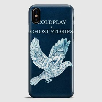 Coldplay Ghost Stories iPhone X Case