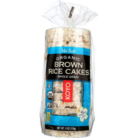Koyo Rice Cakes - Organic - Plain - No Salt - 6 Oz - Case Of 12