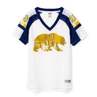 University of California Berkeley Game Day Jersey - PINK - Victoria's Secret