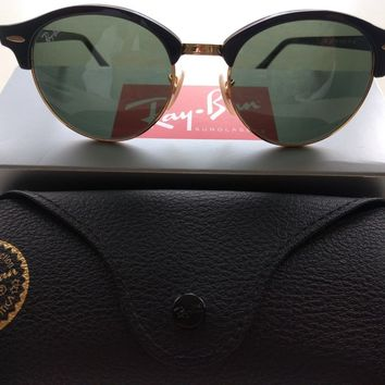 Ray Ban Clubround Sunglasses (New In box)