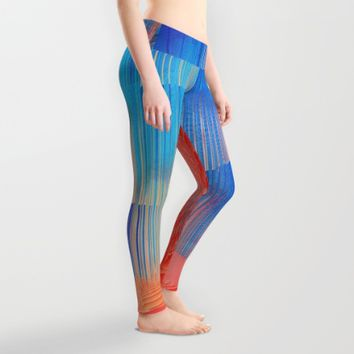 Hot n' Cold Leggings by Ducky B